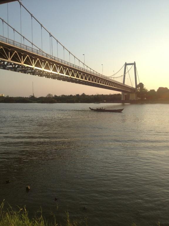 Pathein River, Myanmar