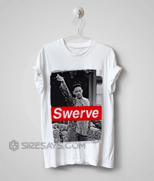 Swerve T Shirt, Make Your Own Tshirt, Hand made item Cheap Tshirt Printing, Custom T Shirts No Minimum