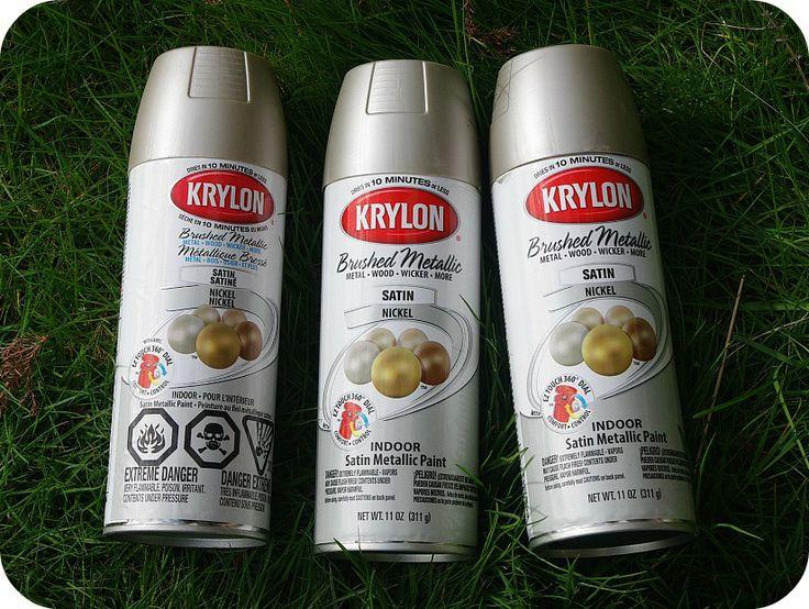 Best 25 Brushed Nickel Spray Paint Ideas On Pinterest Rustoleum Spray Paint Copper Spray And