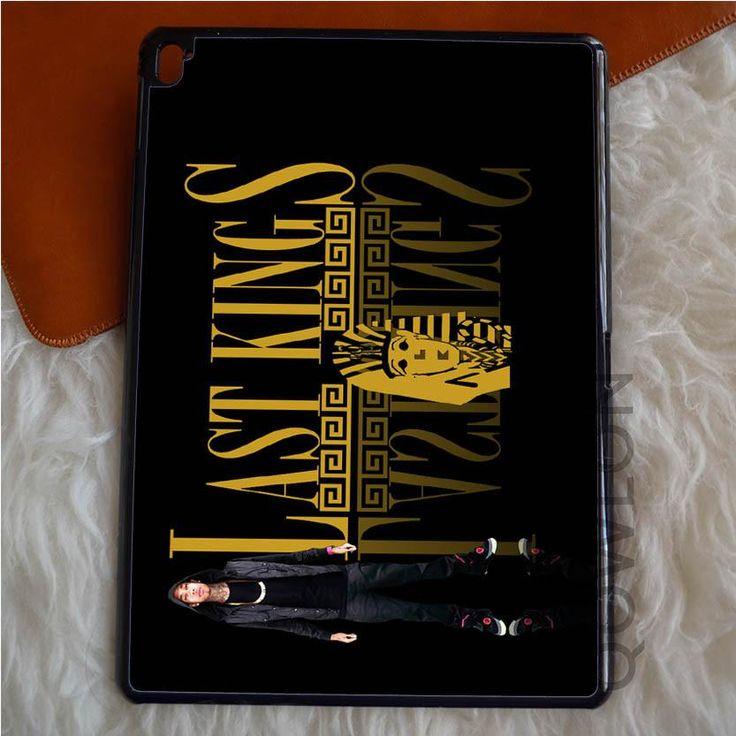 tyga last kings sign iPad Pro Case