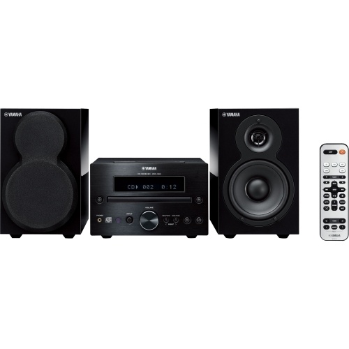 Yamaha - Mini Hi-Fi System - 40 W RMS - iPod Supported #tech #music $300