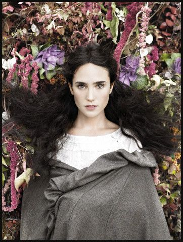Jennifer Connelly - Marie Claire by Ruven Afanador, January 2007