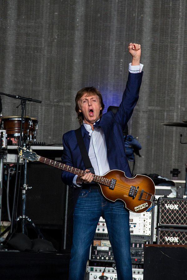 Paul McCartney Koengen