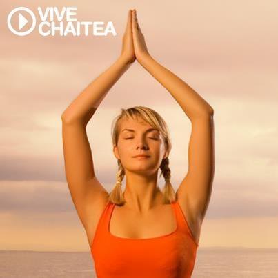 La meditación, acompañada de una alimentación sana, te mantendrá con energía todo el día.