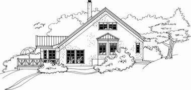 Lundins nya hus: Trivselhus Downhill 407