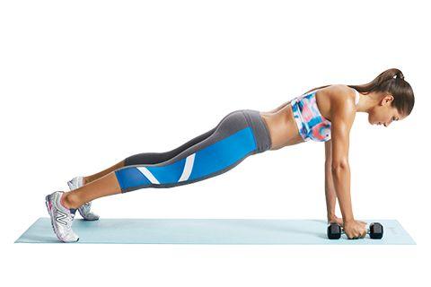 15 minuter träning som utmanar hela kroppen | Women's Health