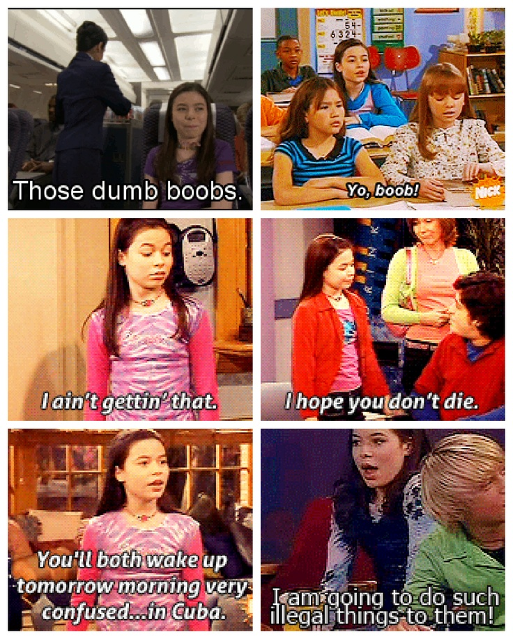Drake and Josh #megan #mirandacosgrove