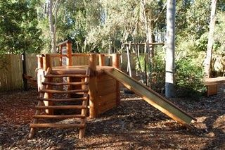 Check out this whole website for great natural playground ideas!!
