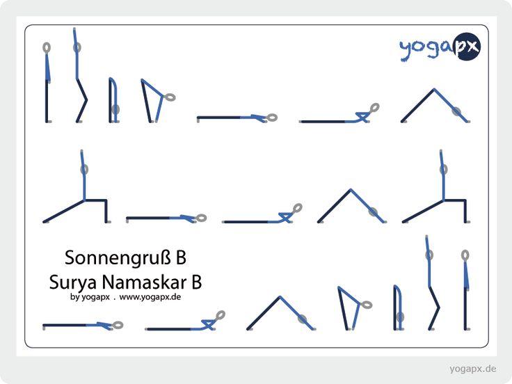 17 Best images about yogapx - surya namaskar on Pinterest ...