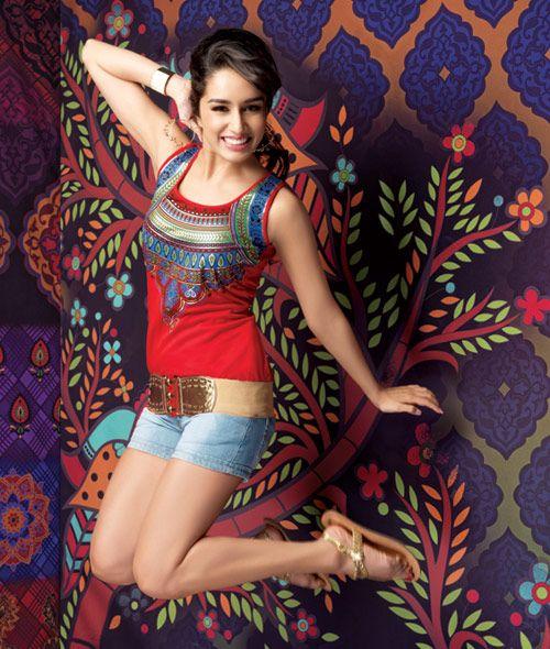 Naughty Girl-Shraddha Kapoor