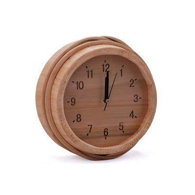 Premium Saunas Aspen Sauna Thermometer or Hygrometer Finish: White