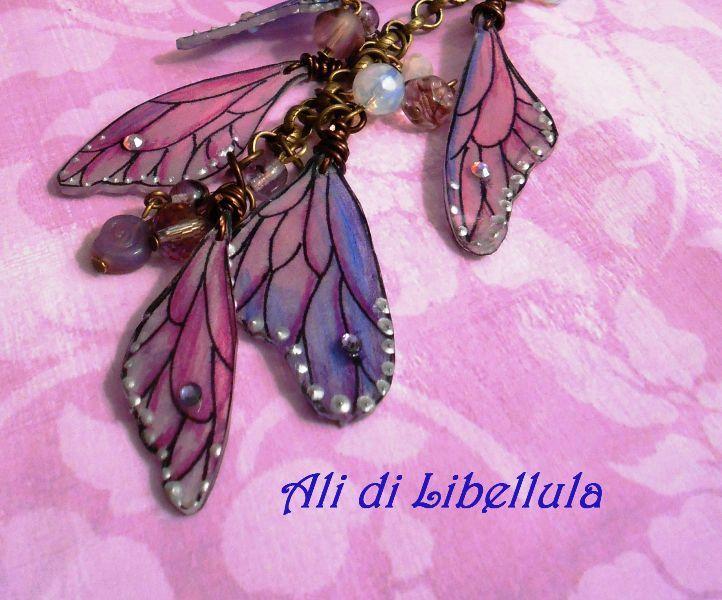 Ali di Libellula: SHRINK PLASTIC