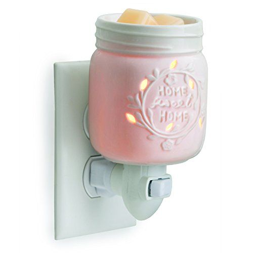 Candle Warmers Pluggable Fragrance Warmer, Mason Jar Cand... https://smile.amazon.com/dp/B0145GNQIW/ref=cm_sw_r_pi_dp_pi8DxbSDCFFRV
