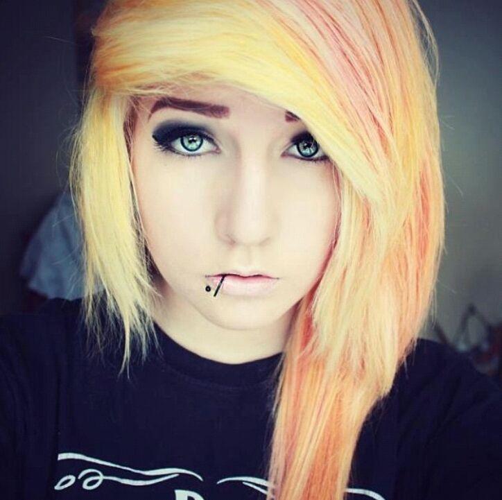 Top 25 ideas about Hair 2 on Pinterest | My hair, Rainbow ...
