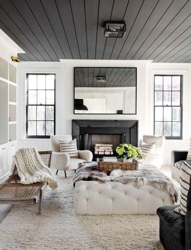 40 Cozy Modern Farmhouse Living Room Decor Ideas 35 Updowny Com Home Living Room Living Decor House Interior