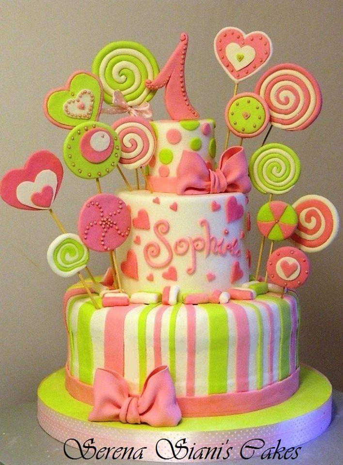Serena Siani's Cakes