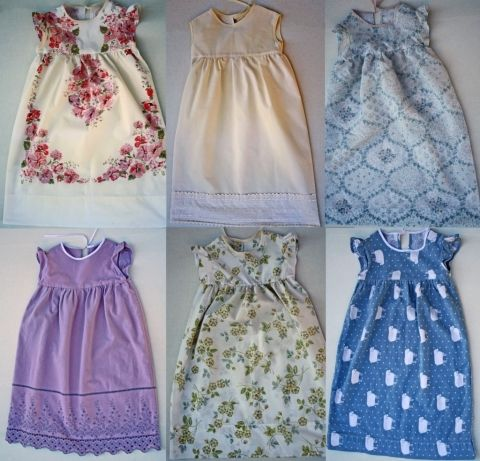 Vintage Pillowcase Nightgown Tutorial – Pretty Prudent