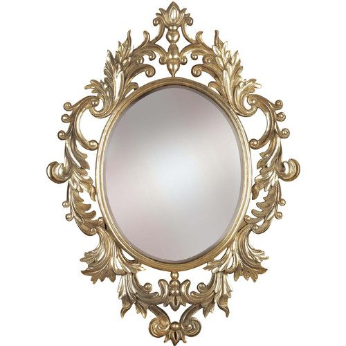 Found it at Joss & Main - Bacall Oval Oversized Wall Mirror