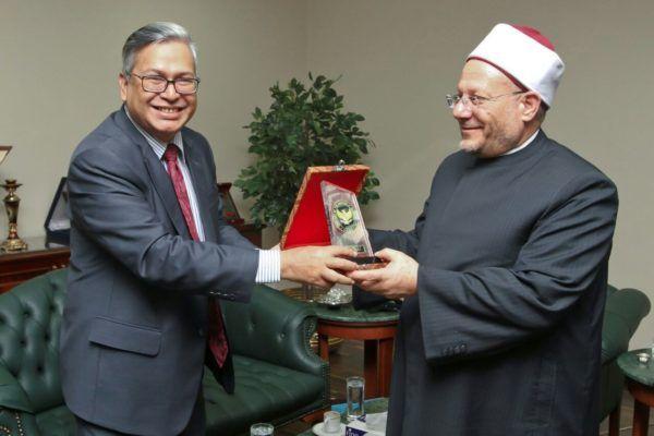 Indonesia-Mesir perkuat kerja sama perdagangan