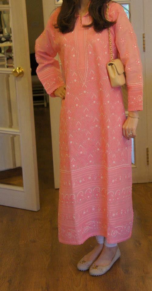 Farida Hasan Lukhnow Kurta Collection 2012-12
