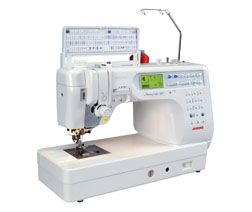 janome gem sewing machine