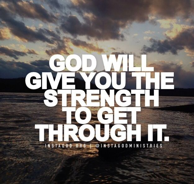 Everything Is Going To Be Ok Quotes: Just Trust In Him, Everything Will Be Ok. He Has A Plan