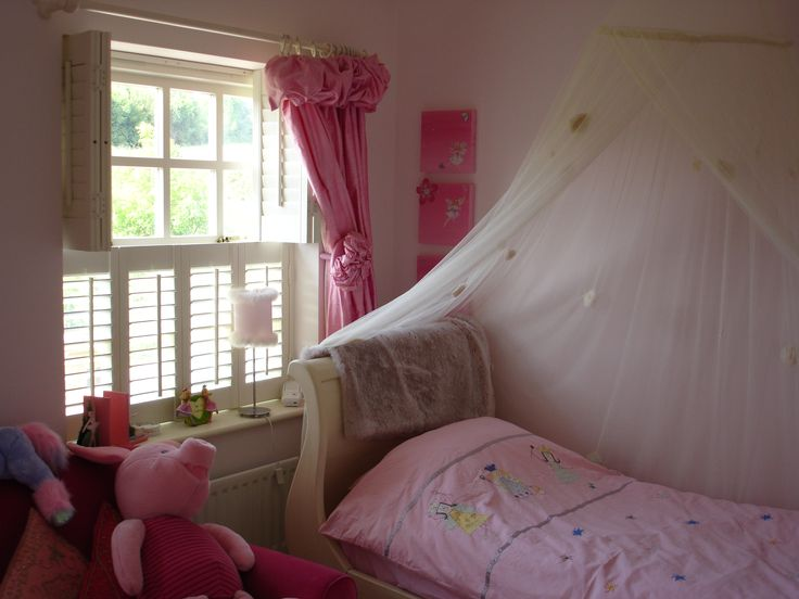 Kids bedroom Tier-on-Tier style #shutters