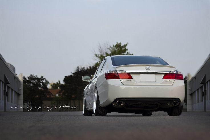 Dat Ass 2014 Honda Accord Sport CVT \\ Tuned in