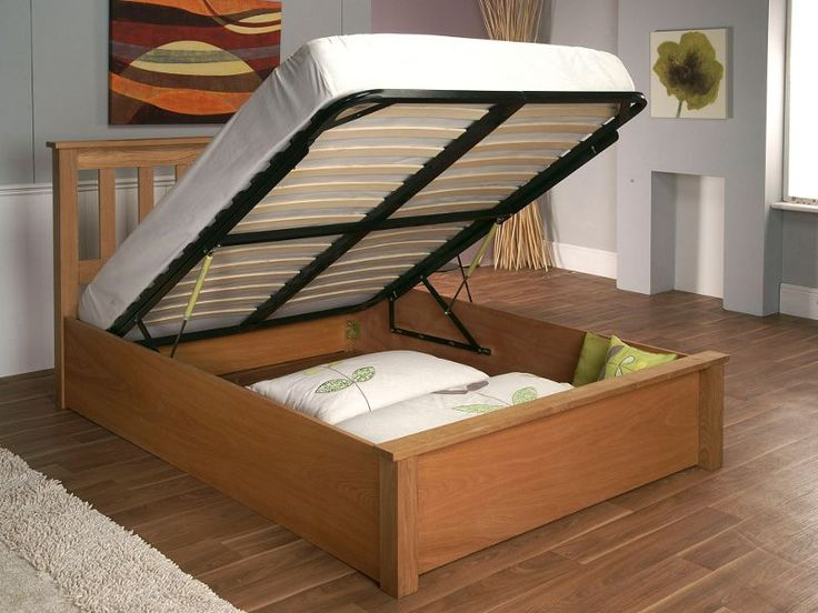 Full Size Bed Frame With Drawers Alliancevant