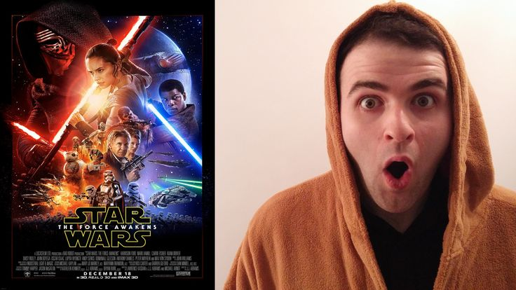 Star Wars: Episode VII - The Force Awakens Movie Review (First Star Wars...
