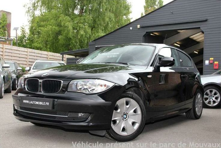 OCCASION BMW SERIE 1 (E81) 116D 115 EDITION 3P