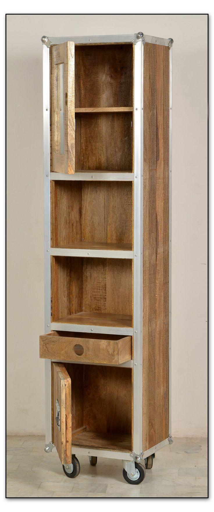 die besten 25+ badezimmerschrank holz ideen auf pinterest ... - Badezimmer Hochschrank Holz