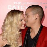 Evan Ross and Ashlee Simpson's Whirlwind Romance Was a Long Time in the Making