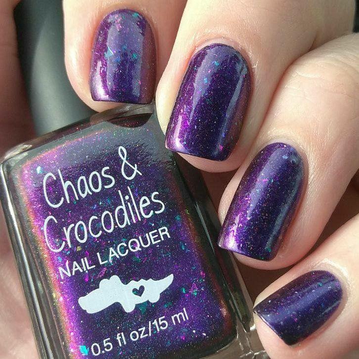 Chaos & Crocodiles - Galaxy Bunny