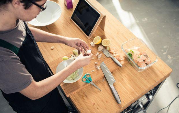como amueblar cocina para un piso de estudiantes