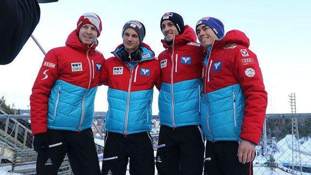 Team Austria!