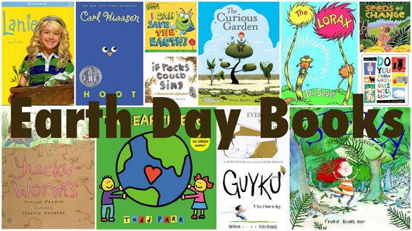 favorite Earth Day picture books and chapter books for kids - imaginationsoup.netBook Earthday, Children Book
