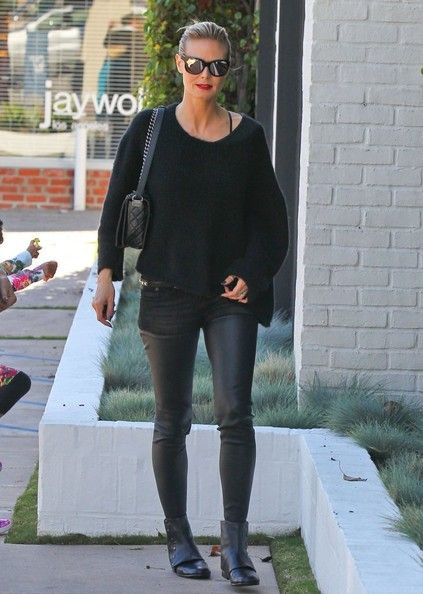 Heidi Klum - Heidi Klum and Family Shop in Hollywood