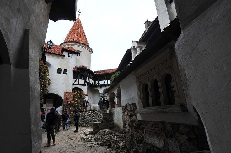 Transylvania, the Bran Castle トランシルバニア、ブラン城、ルーマニア
