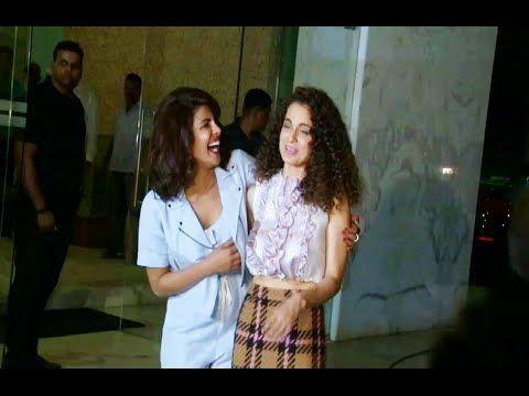 WATCH Kangana Ranaut and Priynaka Chopra jointly host party to celebrate their national awards victory  See the video at : http://youtu.be/WEshyqJfF6M #kanganaranaut #priyankachopra #bollywood#bollywoodnews