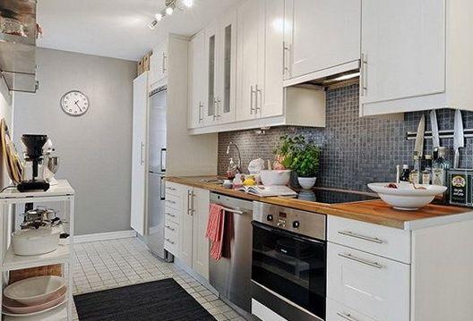 Terrific Pictures Kitchens Scandinavian Decor Ideas Interior Designing Design Modern Interiors White Floor Tile Kitchen Design Cabinets Idea...
