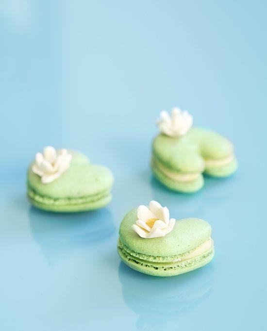 Macaron - Näckros