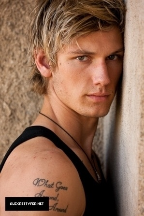 Dax is protective of Cricket, especially when a strange boy named Westlin shows up from the City. (Alex Pettyfer)