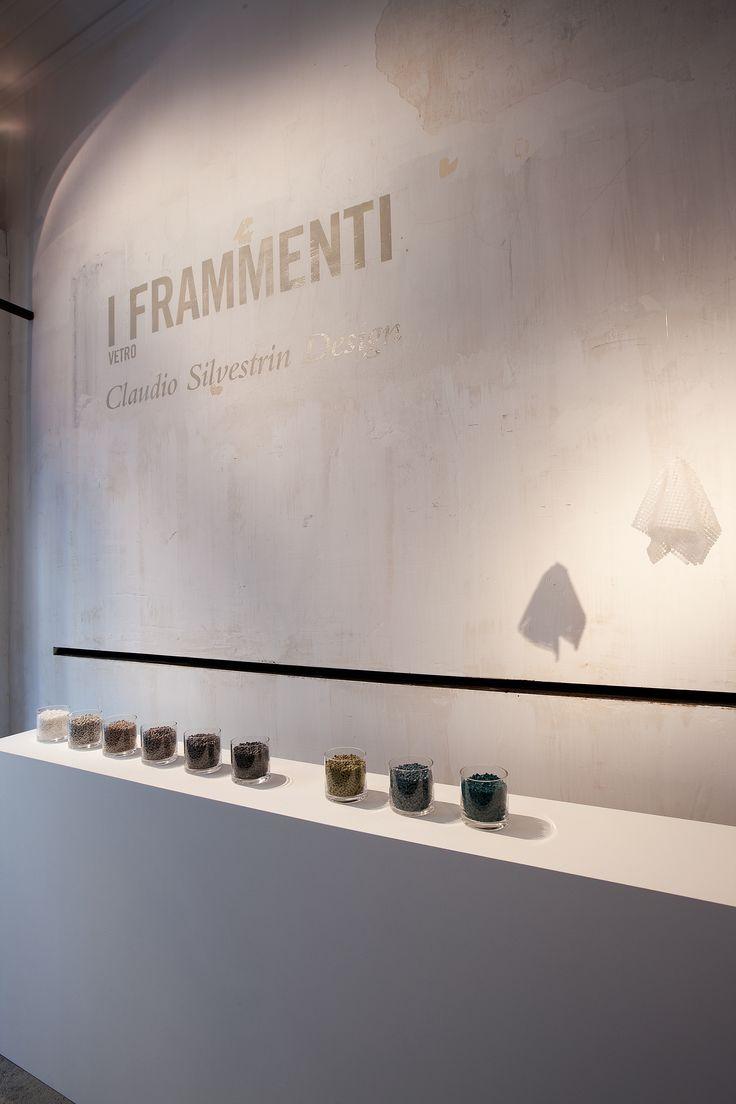 Brix_I Frammenti Vetro_Claudio Silvestrin Design Micro mosaico in vetro 5x5x5 mm