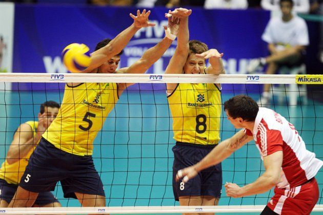 Primeira etapa do Circuito Jorge Vieira de Voleibol Masculino tem partidas abertas ao público.