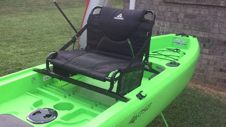 20+ Comfy Kayak Boat Seat Modification Ideas