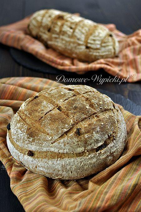 Chleb rodzynkowy