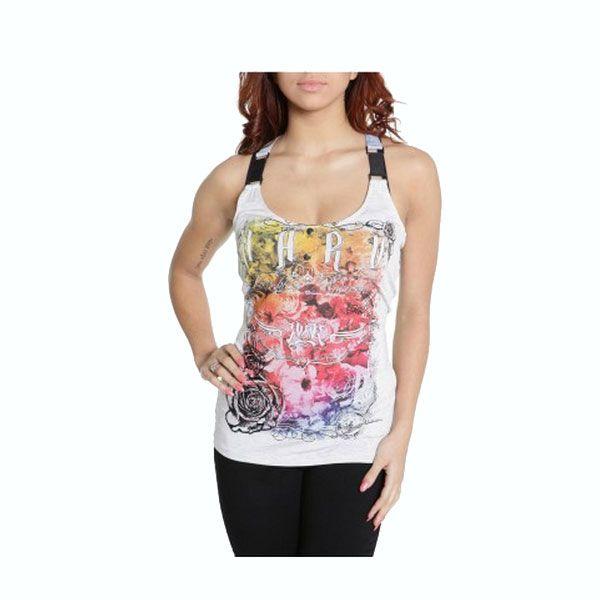 Camisole Kärv Azelle Fashion pour femmes 59.99$ http://www.admsport.  CamisolesTank TopsFashion WomenRacingWoman FashionFeminine FashionHalter  TopsMuscle ...
