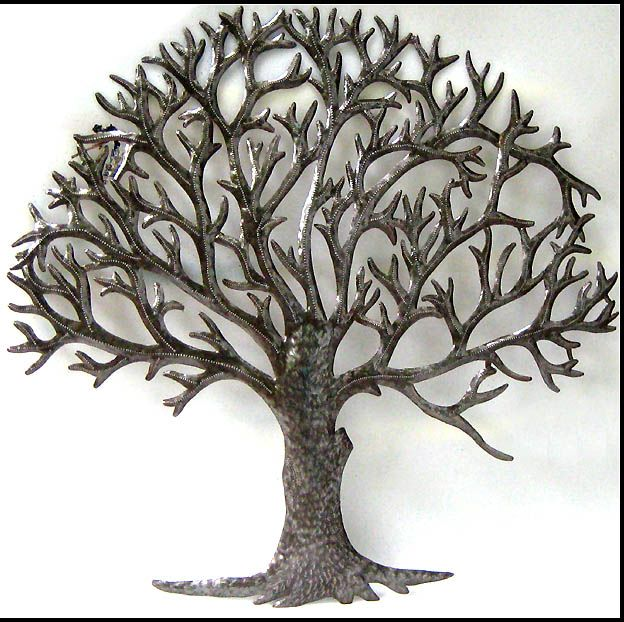 Metal Tree Wall Art Sculpture Ideas For Our Home