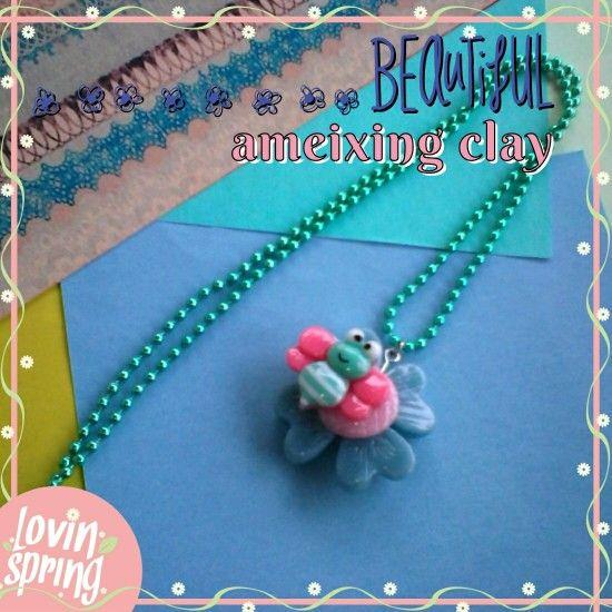 Cute necklaces flower
